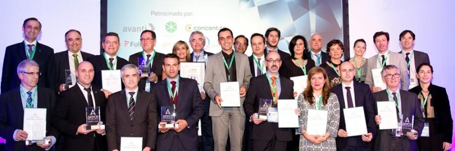 Premios Diamante de la Compra 2015 de AERCE